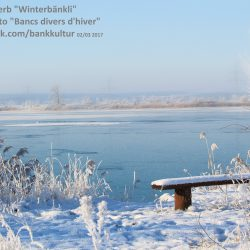 "Fotowettbewerb ""Winterbänkli"""