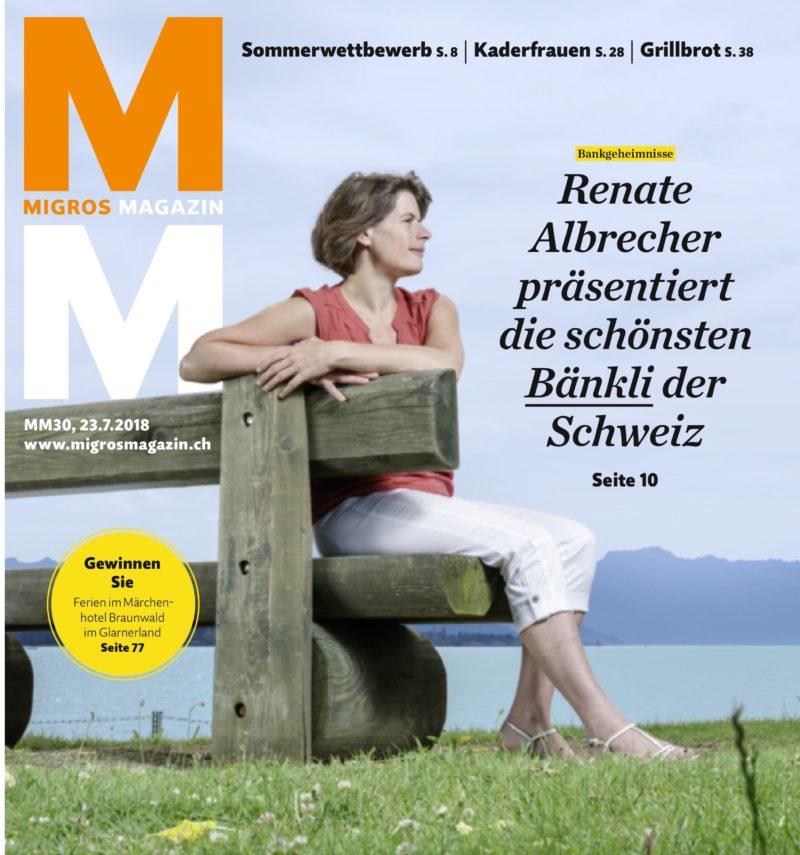 Migros Magazin Albrecher Bankkultur